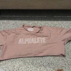 Alphalete Crop Top S